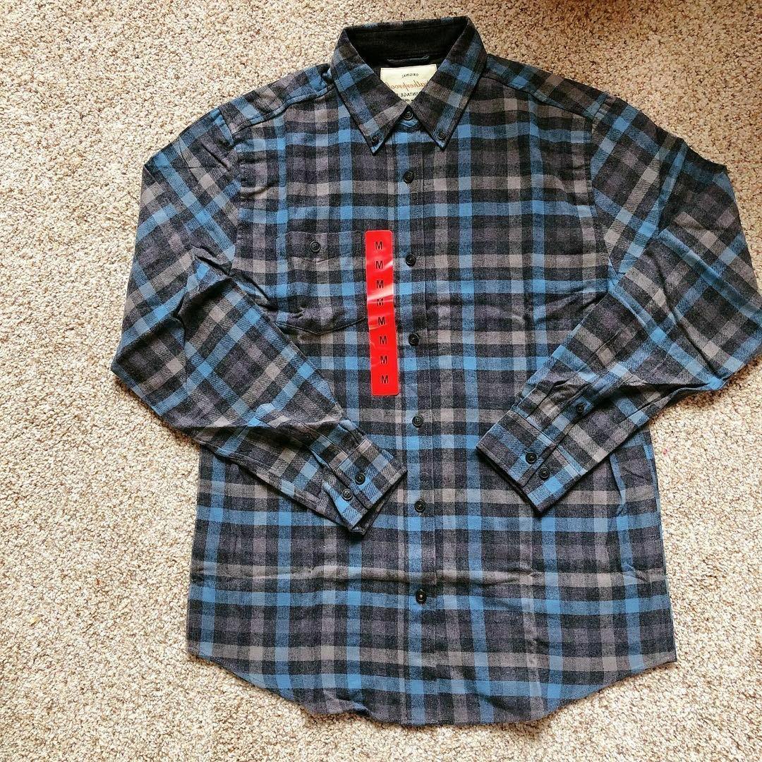 NWT Weatherproof Vintage Long Flannel