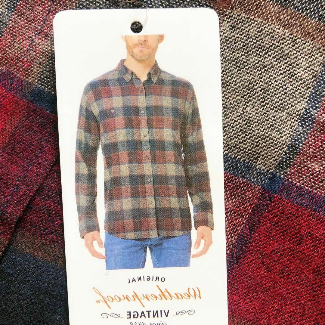 NWT Long Flannel
