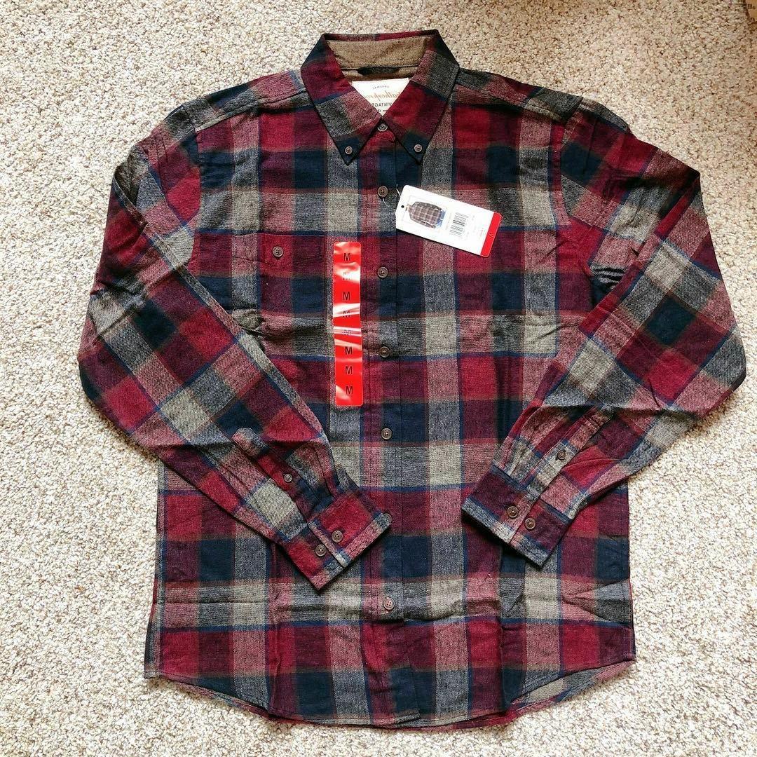 NWT Weatherproof Men's Long Sleeve Shirt