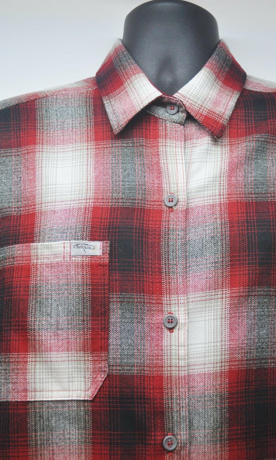 Flannel Sleeve OG Veterano Biker Up Shirt