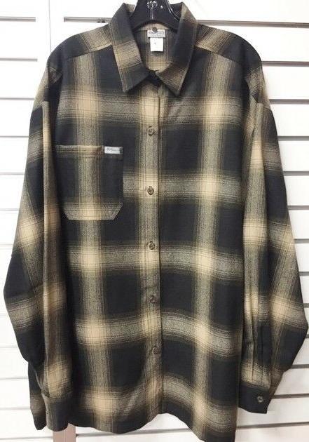 CalTop School Plaid Flannel Veterano Shirt