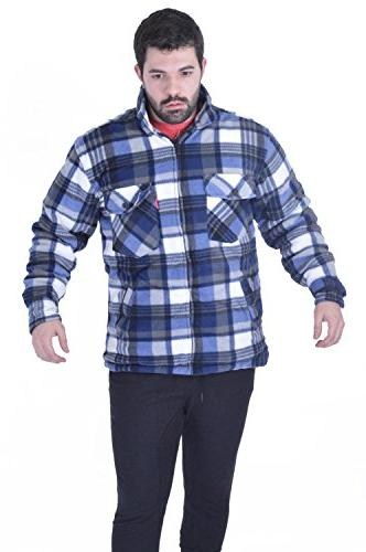 padded shirts long sleeve shirt
