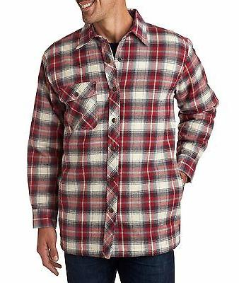 Backpacker, Peaches, Shirt Quilt Lining,