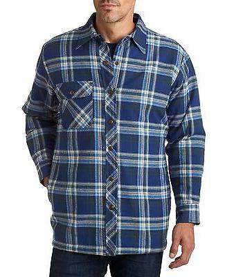 Backpacker, Peaches, Flannel Lining, Sizes S-3XL