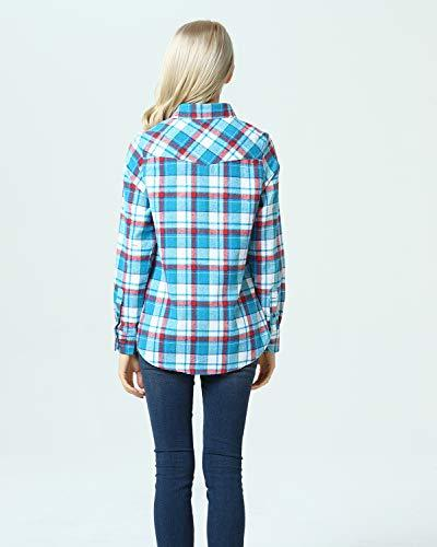 Lilicherry Flannel Women Shirt
