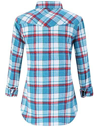 Lilicherry Flannel Shirt Women Flannel