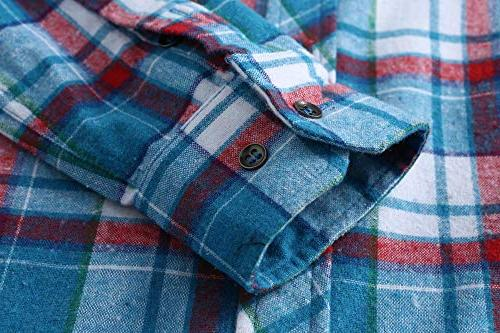 Lilicherry Plaid Women Flannel