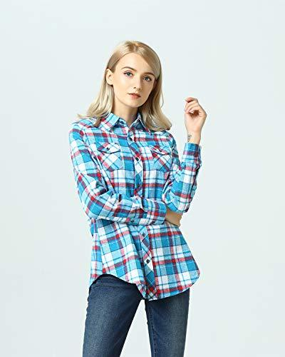 Lilicherry Plaid Flannel Women