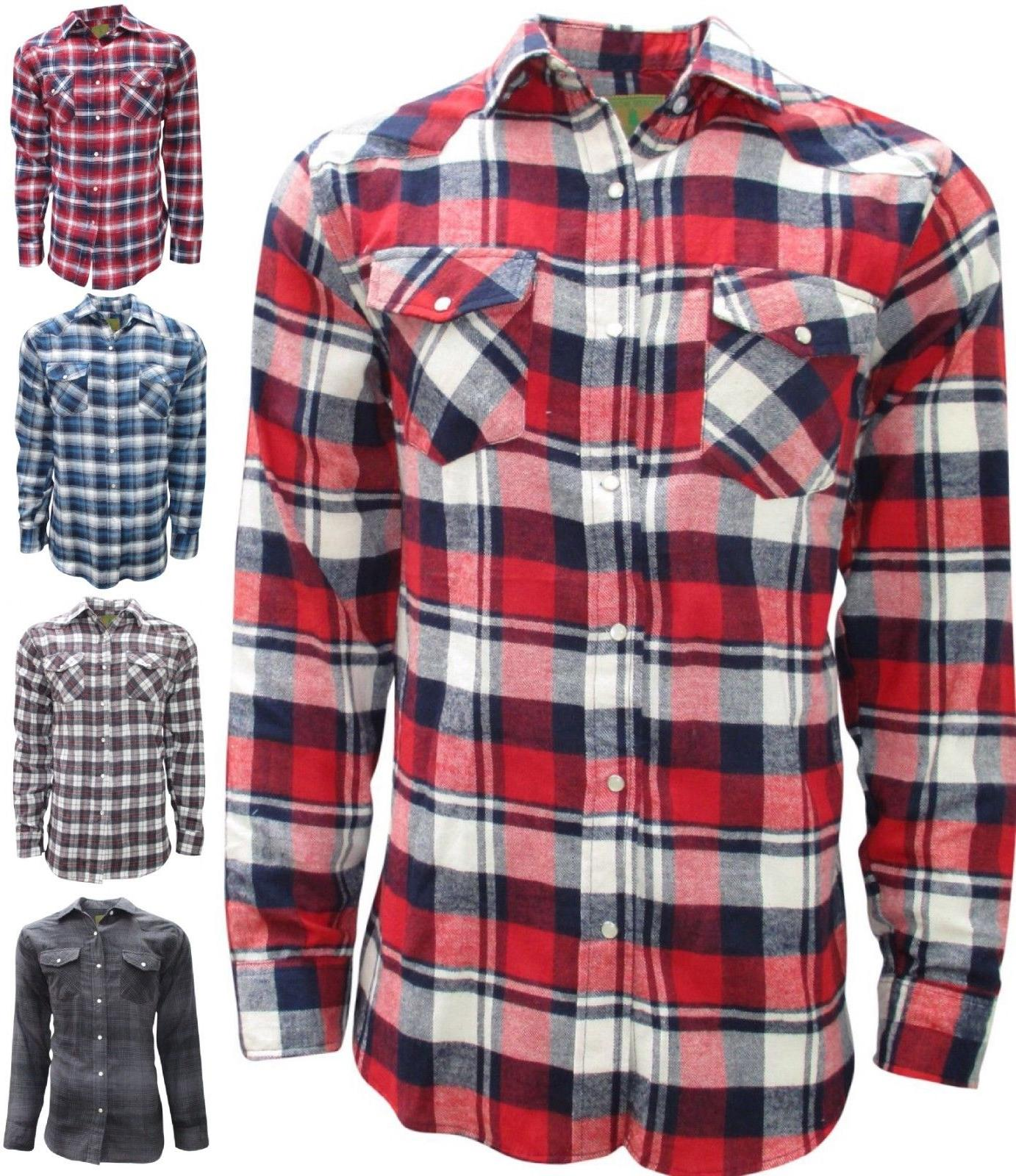 98a76718 Mens Yellow Buffalo Plaid Shirt - DREAMWORKS