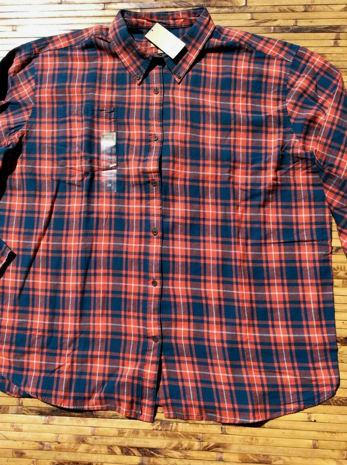 Foundry Plus Size Big Tall Shirt 3XL 4XL