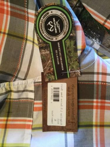 Legendary Realtree XL Buck Shirt Shipping