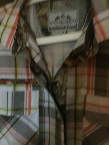 Legendary Realtree XL Plaid Shirt Free