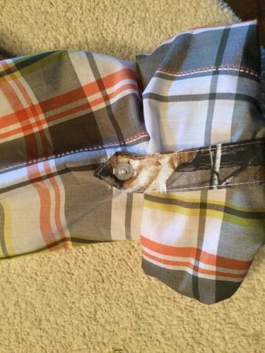 Legendary XL Plaid Flannel Shirt Free