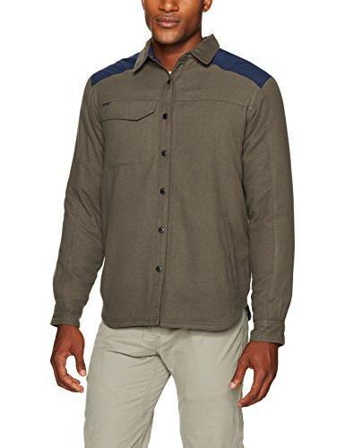 silver ridge flannel shirt jacket