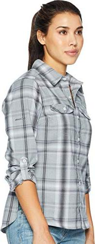 Sleeve Flannel, Large, Grey