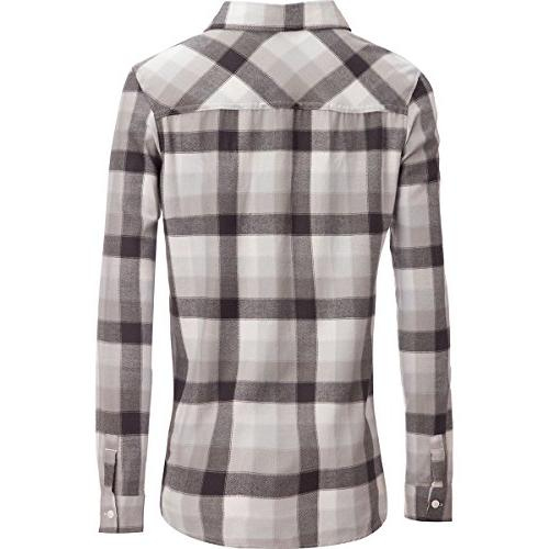 Columbia Simply Flannel Shirt - White