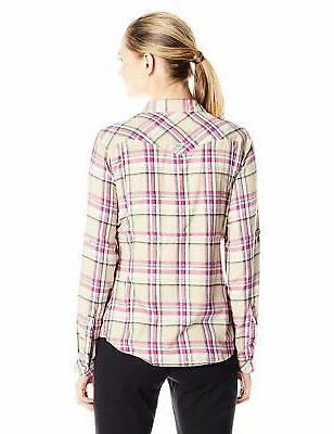 Columbia Women's Flannel Long Sleeve