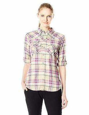 sportswear women s beadhead flannel long sleeve