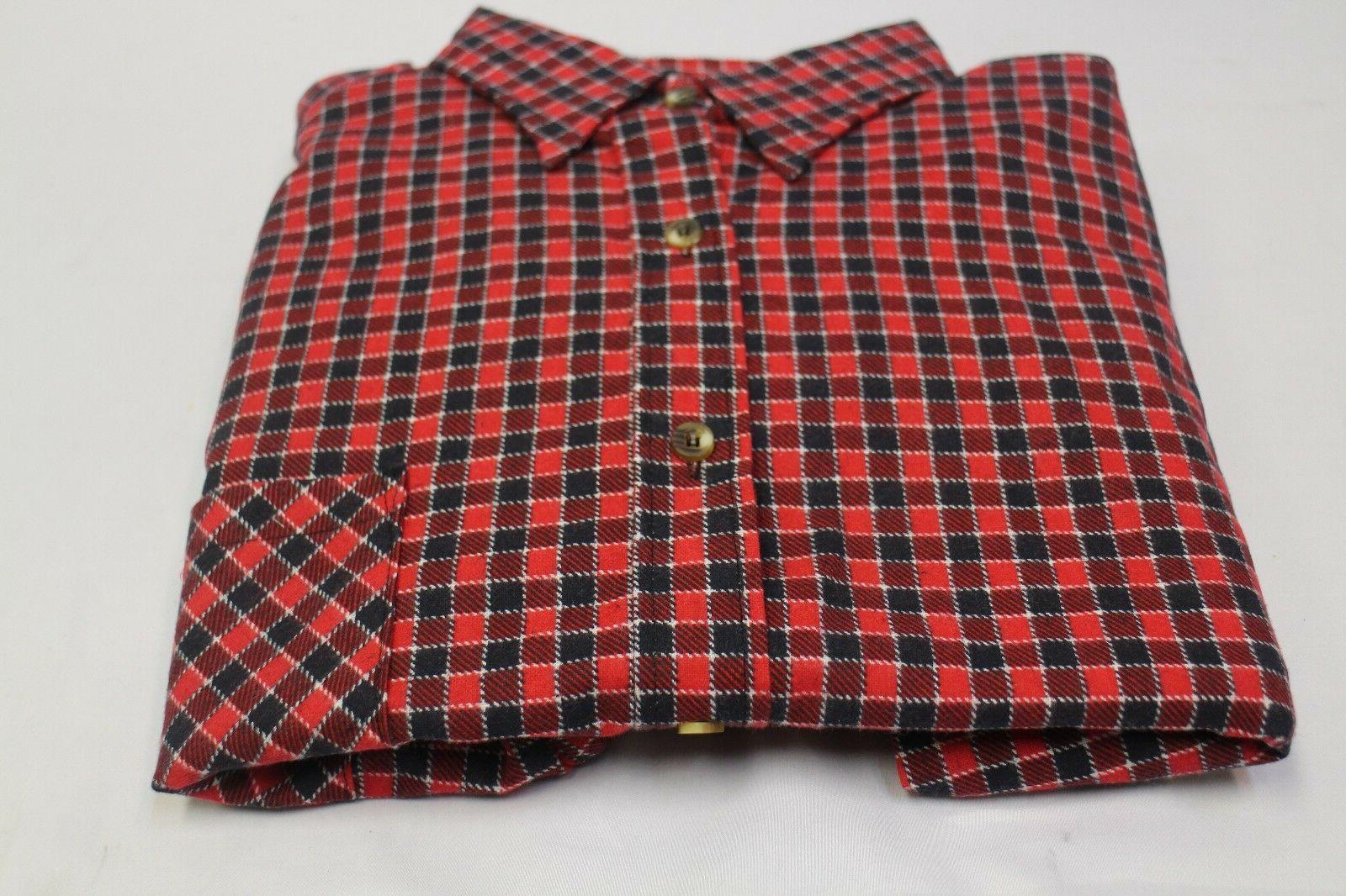 Tall Ranch Apparel Flannel Small Tall Outdoor