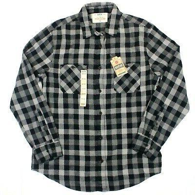 ultimate flannel long sleeve men s shirt