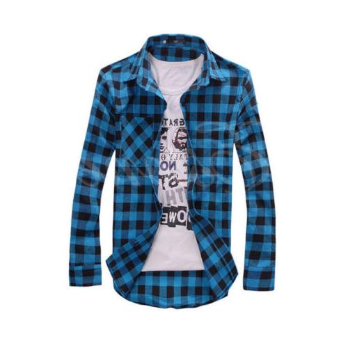 Lumberjack Brushed Cotton Tops