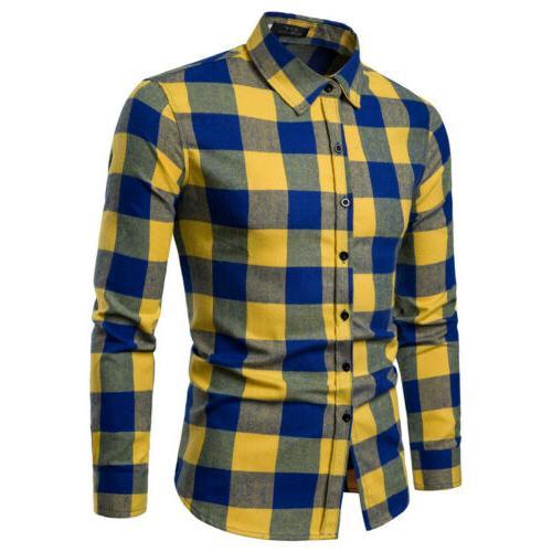US Men T-shirt Bisiness Dress Tops Shirts