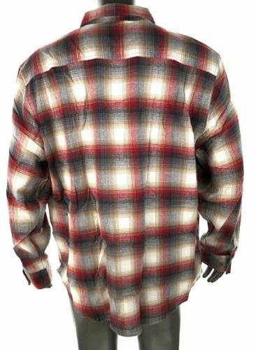 Weatherproof Plaid Flannel