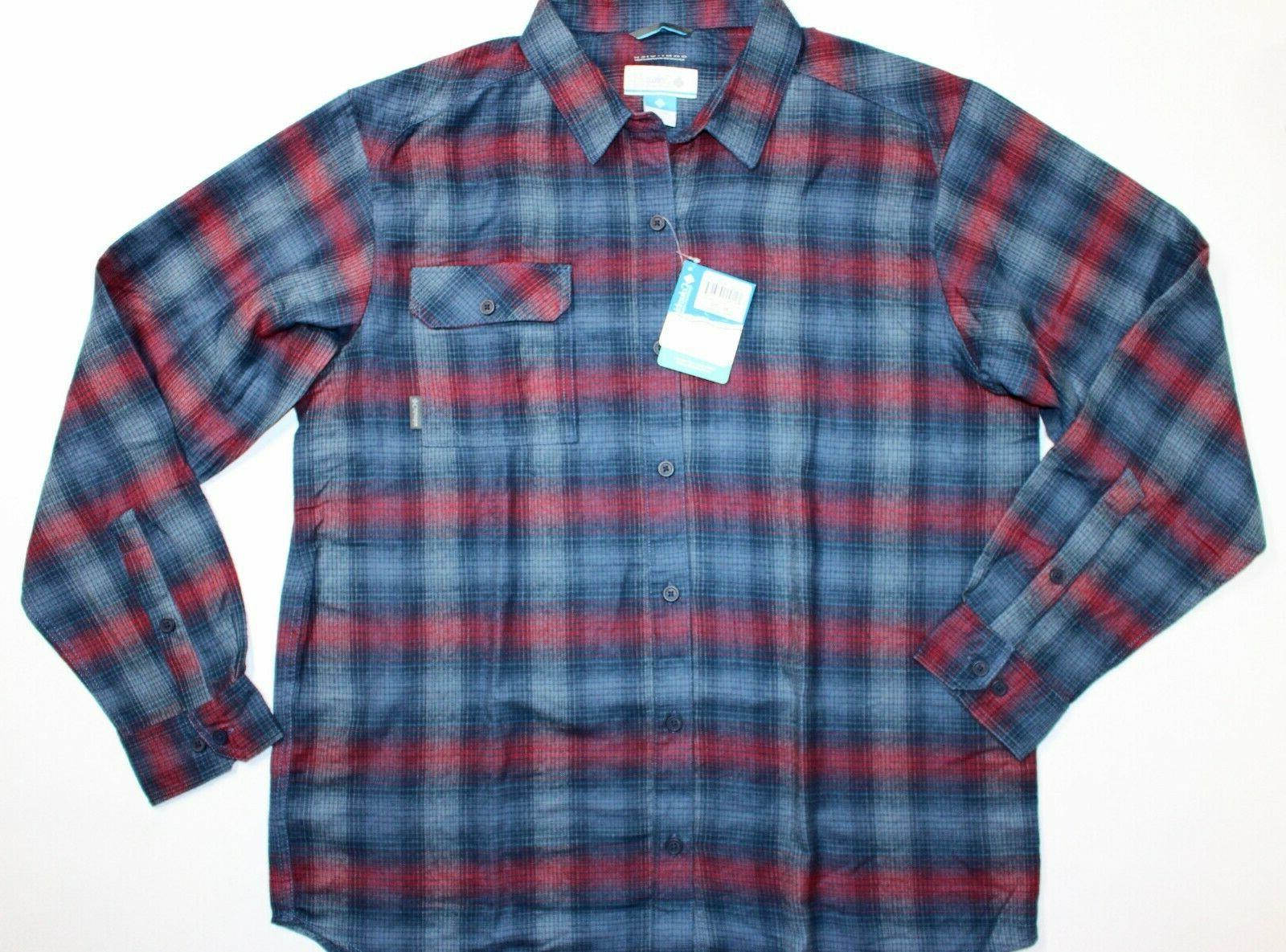 weston pass flannel l s button shirt