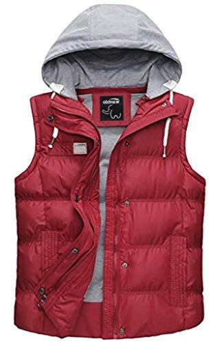 Cotton Vest Hood