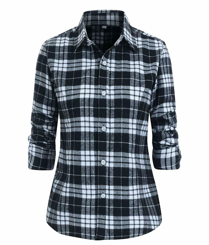 Benibos Plaid Shirt