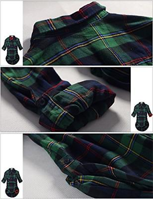Match Plaid Flannel Checks#2