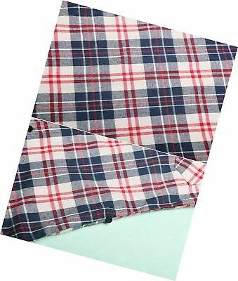 OCHENTA Women's Style Roll-up Plaid Flannel Shirt