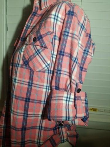 Ochenta Flannel Pink