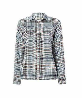 women s the pemberton flannel shirt ivor