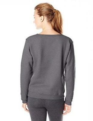 Hanes Women's Fleece Neck 2XL