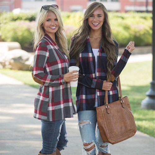 Womens Sleeve Shirts Cardigan Blouse