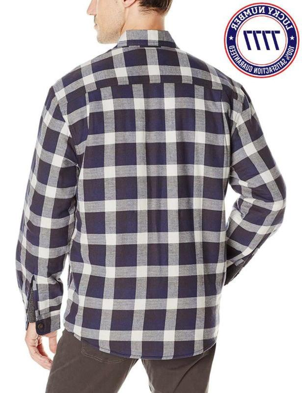 Wrangler Authentics Sleeve Quilted Shirt