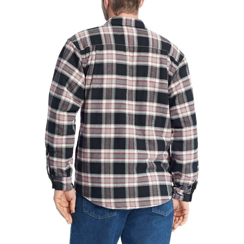 Wrangler Authentics Men's Long Sleeve Sherpa Lined Jacket