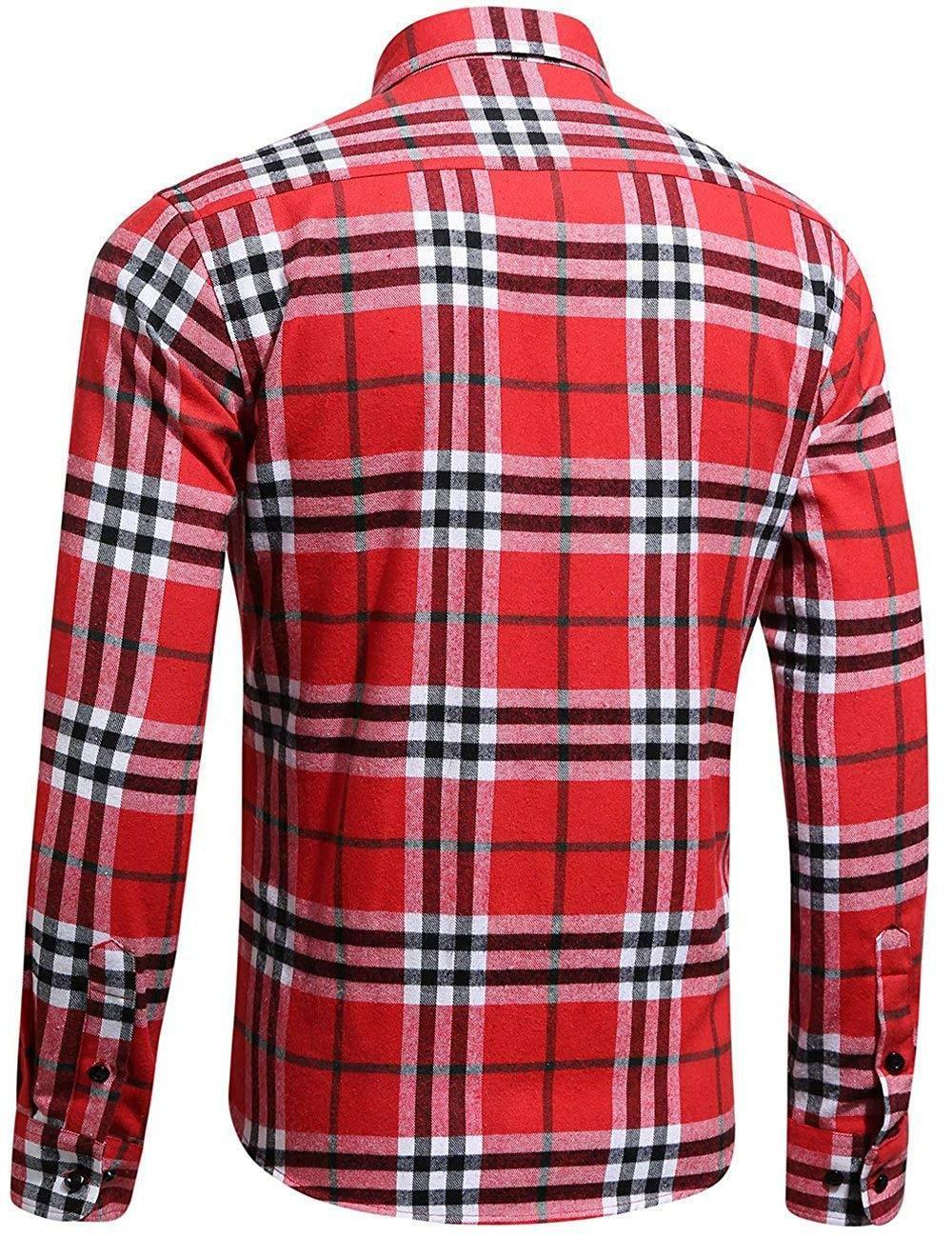 XI Men's Dress Long Thermal