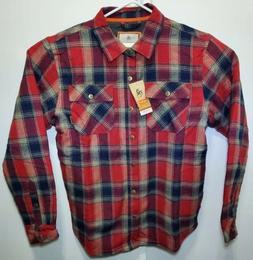 Legendary Whitetail Men's Archer Thermal Lined Shirt Jacke