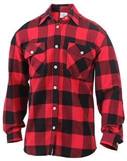 Rothco Lightweight Flannel Shirt, M