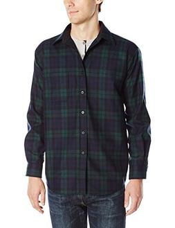 Pendleton Lodge Shirt L Red Ombre