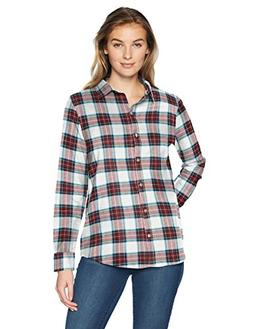 Amazon Essentials Women's Long-Sleeve Classic-Fit Lightweigh