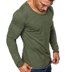 long sleeve t shirt casual