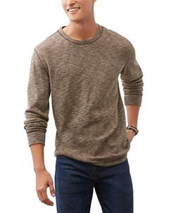Faded Glory Men's Long Sleeve Waffle Knit Thermal Crew Top /