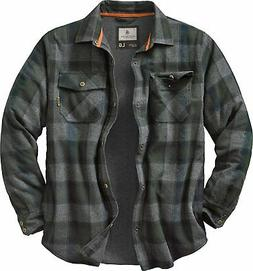 Legendary Whitetails Men's Archer Thermal Lined Flannel Shir