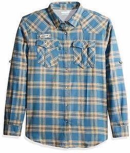 Columbia Men's Beadhead Flannel Long Sleeve - Choose SZ/Colo