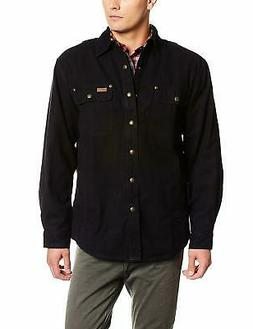 Carhartt Men's Big & Tall Weathered Canvas Shirt Jacket
