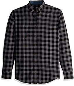 men s big and tall flannel long