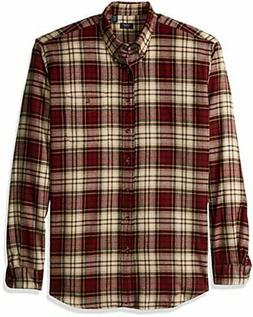 Arrow 1851 Men's Big and Tall Saranac Flannel Long - Choose
